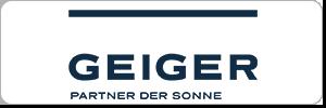 GEIGER - Partner der Sonne